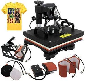 Zeny  best heat press machine for tshirts