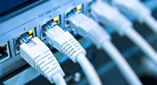 change your broadband network