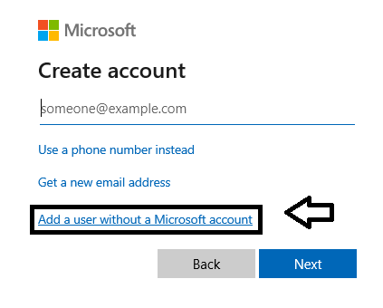 create new accounts in windows and zoom