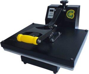 gecko  best heat press machine for tshirts