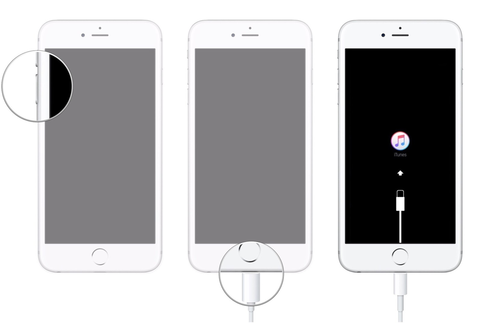 iphone 6s recovery Mode