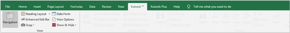 tools for excel