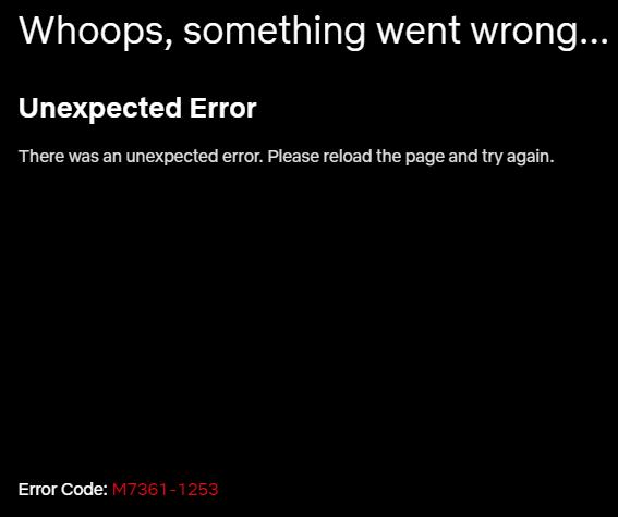netflix error code m7361-1253-1