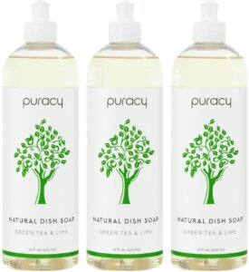 puracy natural liquid best dish soap for baby bottles