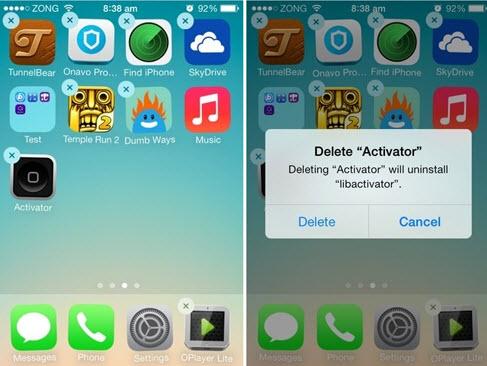 reinstall the app