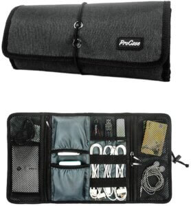 small bag organizer best travel gadgets for bagpackers