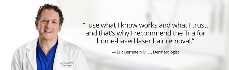 tria laser facial hair removal