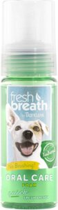tropiclean best dog dental spray